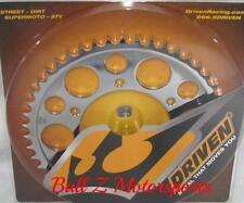 Yamaha R1 FZ1 Chrome Steel 47 tooth 530 Rear Sprocket 98-02-03-04-05-06-11-12-13