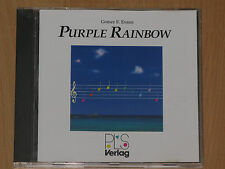 GOMER E. EVANS - PURPLE RAINBOW / FLOWING DREAMS - CENTERING UND INTEGRATION