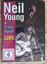 Neil Young & Crazy Horse live ‎– - DVD  sigillato / sealed