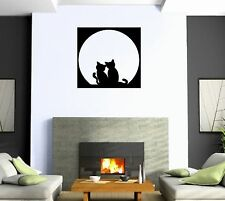 Wall Stickers Vinyl Decal Cat Animal Window Pet For Living Room ig1625