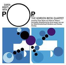 GORDON BECK QUARTET - EXPERIMENTS WITH POPS - CD - JOHN McLAUGHLIN - ART OF LIFE