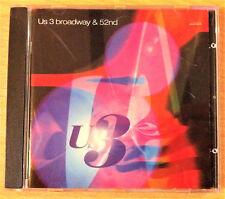 "Us3   "" Broadway & 52nd "" -  CD, Album -  Blue Note -  1997 Europe"