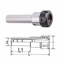 New C16 ER25 100L Straight Shank ER Collet Chuck CNC Milling Tool USA SELL