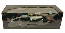 Minichamps Mercedes F1 W08 Mexican GP 2017 Champion - Lewis Hamilton 1/18 Scale