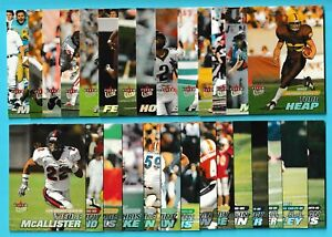 2001 Fleer Ultra SP RC's /2499 - Pick One - Fill Your Set (KCR)