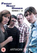Tamsin Greig Simon Bird-friday Night Dinner Series 1 and 2 DVD
