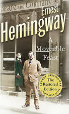 A Moveable Feast: The Restored Edition by Ernest Hemingway (Paperback, 2011)