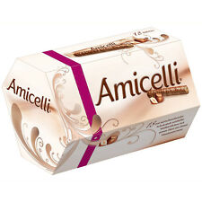 AMICELLI - 18 Delicious chocolate sticks in one box - From Germany