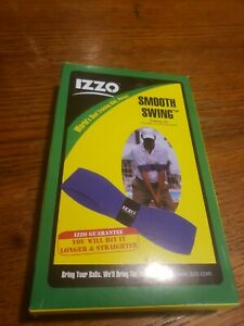 IZZO Golf Smooth Swing Blue 20325 Training Aid New In Box