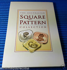 1920 & 1921 Australian Square Pattern Collection Limited Edition of 750 Sets RRR