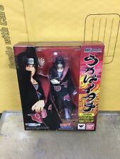 Genuine Bandai Naruto Shippuden Itachi Uchiha S.H. Figuarts Action Figure (Usa)