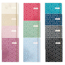 Matilda Myres A5 Lined Notebook - Rose Gold Collection - 11 Different Colours