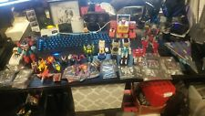 transformers 10 + figure lot titans return generations universe masters lot