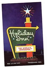 HOLIDAY INN---FINDLAY OHIO POSTCARD