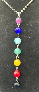 Chakra Rainbow Necklace
