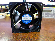 Interfan  PM106-230-43B  Cooling Fan 120X20X35mm  220/230vac   NEW