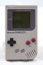Nintendo Game Boy Classic Handheld Spielkonsole DMG  Grau GB - GUT