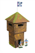 American Indepence Fort Thierry Wachturm, 3190 zu 7cm Sammelfiguren, Watch Tower