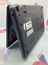 Toshiba C660D 19X Notebook Laptop Computer Defekt Bastler Ersatzteil Fehlerhaft
