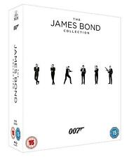 James Bond - 23 Film Collection [Blu-ray] [2015]