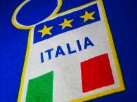 ITALIA DEL PIERO  #7 Mens XL PREMIUM FRUIT OF THE LOOM VTG BEST ITALY T-SHIRT