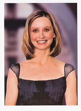 Calista FLOCKHART carte postale n° PC 2102    Ally Mc Beal