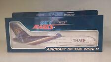 Skymarks 1:200 Airbus A380 Thai Airways HS-TUA a plastic snap fit model