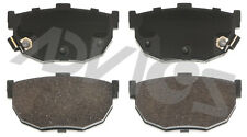 ADVICS AD0323 Rear Disc Brake Pads