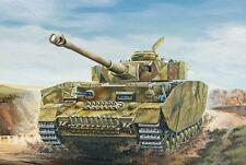 Italeri 1/35 Sd Kfz 161/2 Pz Kpfw Panzer IV Ausf H Tank Model Kit 6486