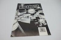 MANUALE:BLOCKBUSTER versione FLOPPY per commodre 64