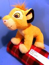 Disney Simba plush(310-3276)