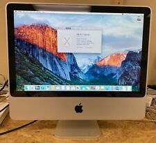 Apple iMac 20-inch October 2007 2.4GHz Intel Core 2 Duo (MA877LL)