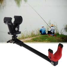 Fishing Rod Holder Extend Stretched Pole Stands Carbon Fiber Telescopic Bracket