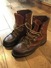 Red Wing Irish Setter Boots Vintage 7.5