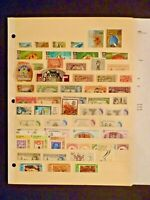 Worldwide Lot of 59 Stamps Good British Territories - See Description and Images