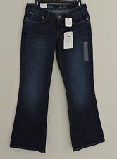 LEVI'S BOLD CURVE MODERN BOOT NWT Womens Sz 30x30 Dark Denim Bootcut Jeans NEW