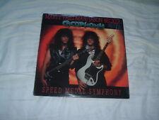 CACOPHONY Speed Metal Symphony '87 MARTY FRIEDMAN MEGADETH ORIG US SEALED !!!