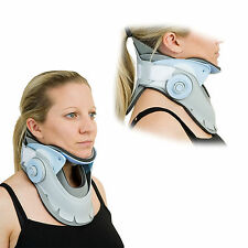 Talarmade NHS Approved Height Adjustable Neck Cervical Spine Collar Support Aid