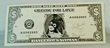 Ariana Grande Dangerous Woman Tour Concert Dollar Money