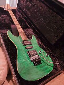 Tom Anderson Drop Top - Translucent Green w/ Binding