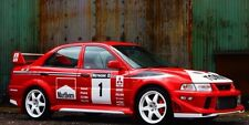 Evo 6 TME Rally Livery Kit