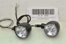 Blinker LED 3-1 hinten universal E13 HARLEY Yamaha Suzuki Honda Kawa Triumph