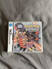Pokemon Platin Spiel Case