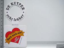 Aufkleber Sticker De Kuyper - Likör - Destille - Holland (5388)