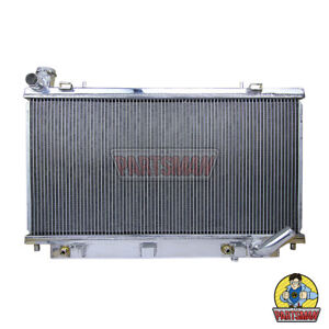 All Alloy Radiator VE Commodore V8 Manual & Automatic Quality Product 8/06-9/11
