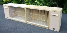 "Pair Of Cockatiel Parakeet Lovebird Breeding Cage 33""x18""x12 MULTIBUY OFFER!!"