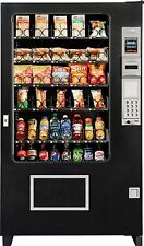Ams Glass Front Combo Bottle/Food Vending Machines Brand New (Made In America)