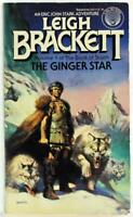 The Ginger Star by Leigh Brackett 1979 Del Rey Science Fiction Paperback