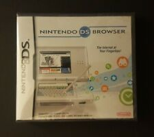 Nintendo DS Browser Sealed New in Box (Nintendo DS, 2007)