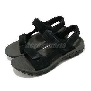 Merrell Moab Drift 2 Strap Black Grey Men Casual Sports Sandals Shoes J033121